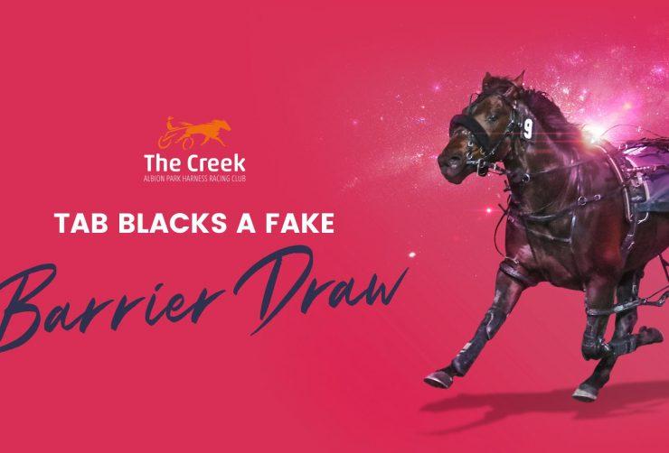 Barrier Draw – TAB Blacks A Fake