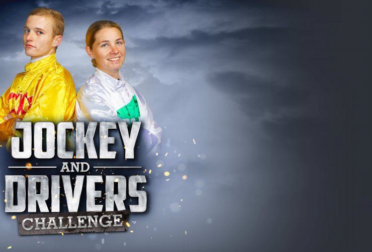 Jockeys & Drivers Challenge – Heat 1