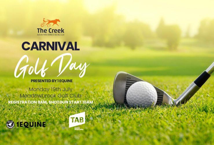 Carnival Golf Day